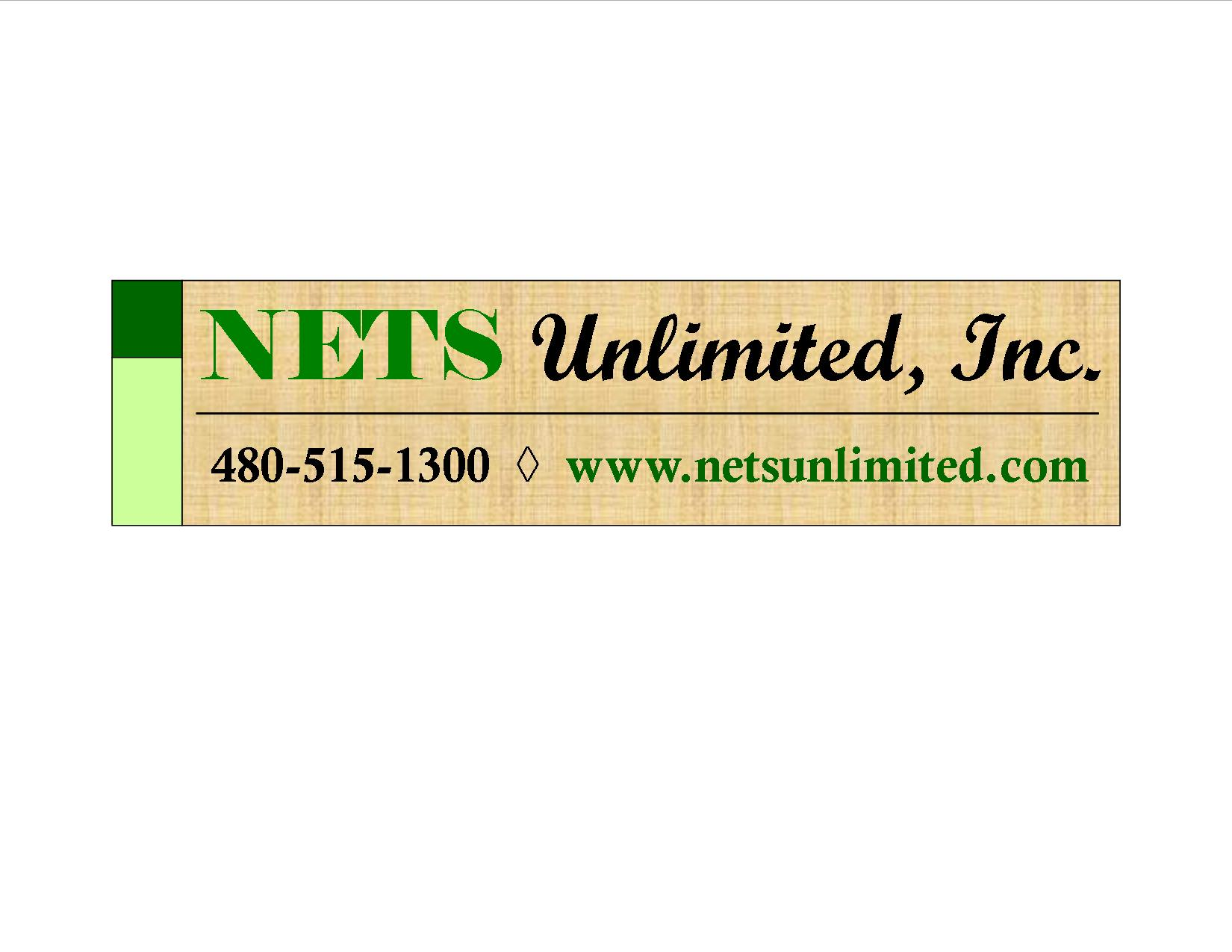 Nets Unlimited Inc.